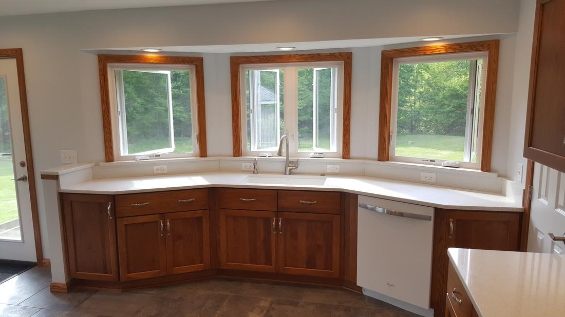Kitchen / Bathrooms / Cabinet - Antalek Construction